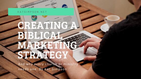 Biblical Marketing Strategy